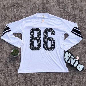 VS PINK jersey shirt